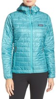 Patagonia 'Nano Puff ® ' Hooded Water Resistant Jacket