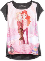 Jessica Simpson Girls' Marie Graphic-Print T-Shirt