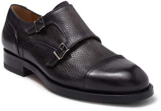 Magnanni Double Monk Strap Loafer