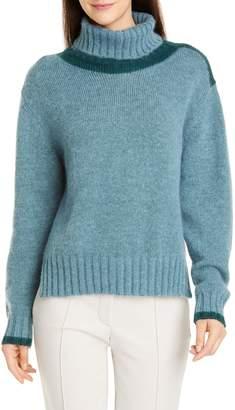 Seventy Mohair Blend Turtleneck Sweater