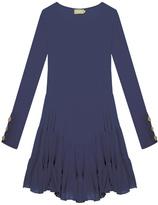 Blue Alexia Dress