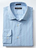Banana Republic Grant-Fit Banker Stripe Supima® Cotton Shirt