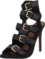 Carrano Dorothy Suede Strappy Gladiator Sandal