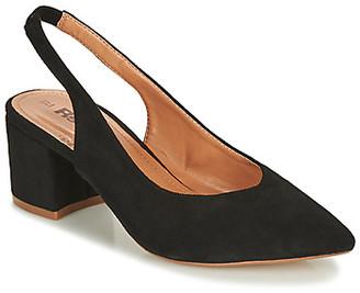 Refresh MINA women's Heels in Black