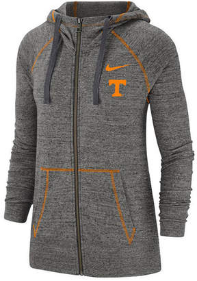 Nike Women Tennessee Volunteers Gym Vintage Full-Zip Jacket