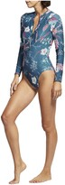 Thumbnail for your product : Seafolly Women's Standard Long Sleeve One Piece Surfsuit with Zip Front Swimsuit