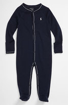 Ralph Lauren Infant Boy's Footie