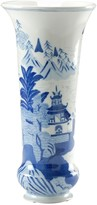 The Well Appointed House Blue and White Porcelain Canton Vase