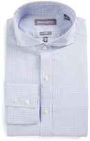 Michael Bastian Trim Fit Check Dress Shirt