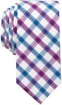 Bar III Men's Milli Plaid Slim Tie, Created for Macy's