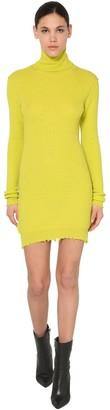 Unravel Wool & Cashmere Knit Dress