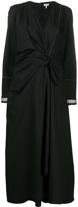 Loewe Knot Front Dress