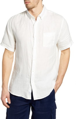 Onia Jack Short Sleeve Button-Down Shirt
