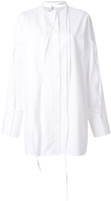 Boyarovskaya Oversized Button Down Shirt