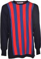Tonello Vertical Striped Sweater