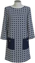 Nautica Printed Georgette Dress