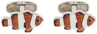 Paul Smith Enamel Fish Cufflinks