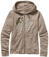 Patagonia Women's Soaring Peregrine Lightweight Full-Zip Hooded Sweatshirt