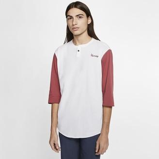 Nike Men's T-Shirt Hurley Dri-FIT Harvey Baseball 78