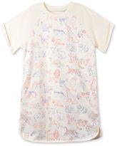 Stella McCartney mystic cat print sweatshirt dress