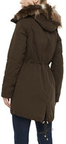 Bagatelle Hooded Faux-Fur Convertible Coat