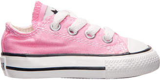 Converse Girls' Toddler Chuck Taylor Low Top Casual Shoes