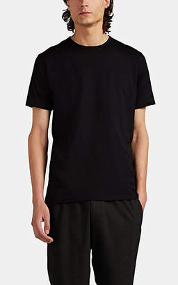 Sunspel Men's Cotton T-Shirt - Black