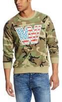 WWE Men's Classic Logo Sweatshirt