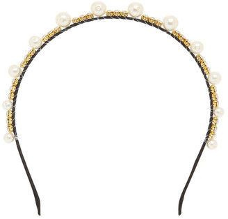 Collection Large Pearl Hair Accessory