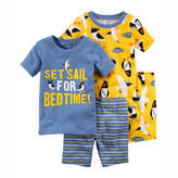Carter's 4-pc. Pajama Set Boys