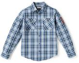 Nevada Boys Brushed Twill Shirt
