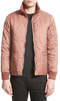 Saturdays NYC Men's Nazar Quilted Bomber Jacket