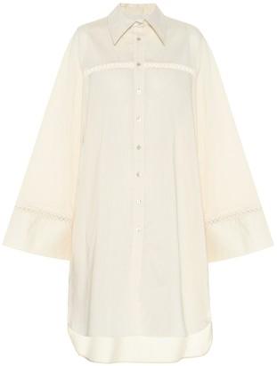 Arjé The Elsa cotton and silk dress