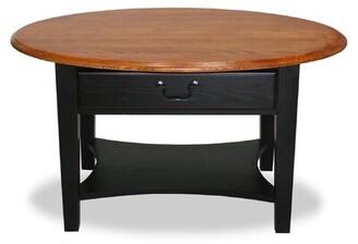 Wilfredo Coffee Table Charlton Home Color: Medium Oak