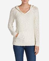Eddie Bauer Women's Westbridge Hooded Sweater - Solid