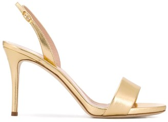 Giuseppe Zanotti Slingback Stiletto Sandals