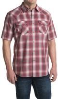 Pendleton Frontier Shirt - Snap Front, Short Sleeve (For Men)