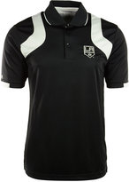 Antigua Men's Short-Sleeve Los Angeles Kings Fusion Polo
