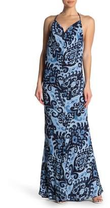Yumi Kim Reversible Print Maxi Dress