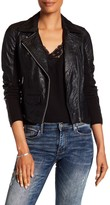 Muu Baa Muubaa Everdene Genuine Leather Biker Jacket