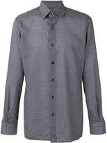 Tom Ford circular print classic shirt - men - Cotton - 40