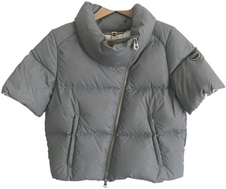Colmar Grey Coat for Women
