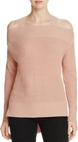Sanctuary Amelie Cold Shoulder Sweater