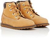 Timberland Pokey Pine 6-Inch Nubuck Boots (Toddler)-TAN
