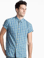 Lucky Brand Indigo Workwear Shirt