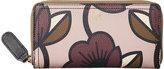 Orla Kiely Passion Flower Big Zip Wallet