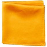 Nordstrom Rack Solid Silk Pocket Square