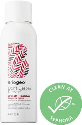 BRIOGEO Don't Despair, Repair! Strength + Moisture Leave-In Spray Hair Mask