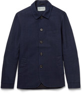 Oliver Spencer - Portobello Cotton-canvas Jacket