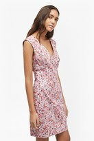 French Connection Bacongo Daisy Floral Dress
